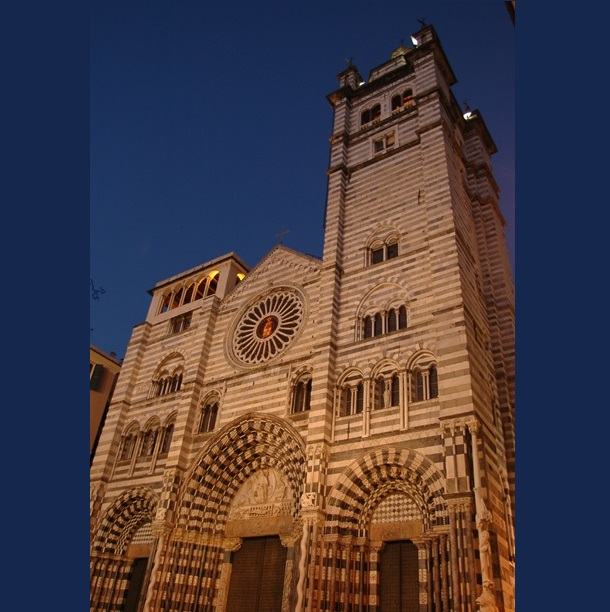 Cattedrale … by night