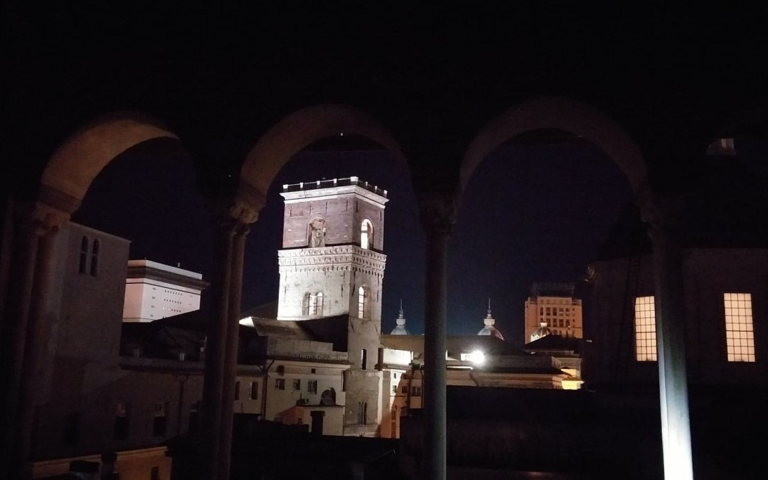 14 settembre: Cattedrale Segreta by night